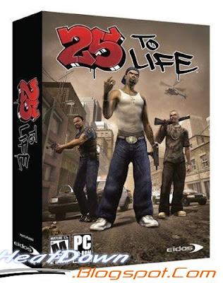 حصريا لعبة gta 25 to life pc rip 629732
