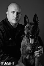 Brian &amp; K9 Jesse