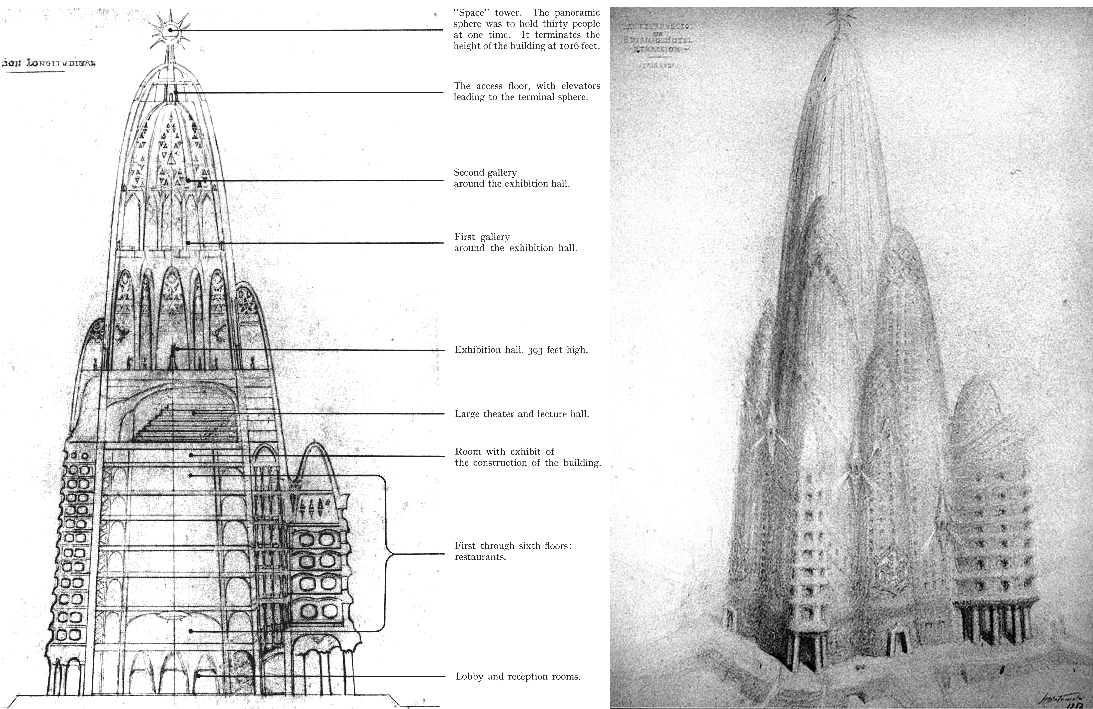 Historical Designs Utopias Monuments Never Built