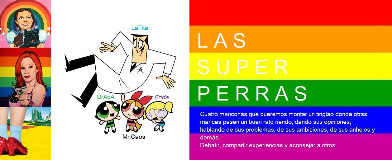 Las Super-Perras
