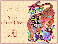 2010 Chinese New Year Greeting Cards