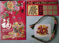 Chinese New Year Feng Shui Cards