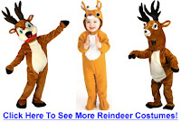 Christmas Kids Costume Ideas