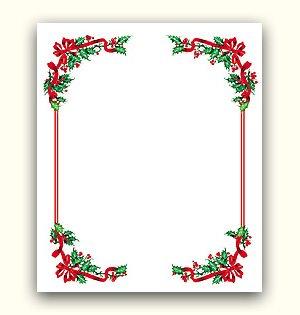 christmas ideas border