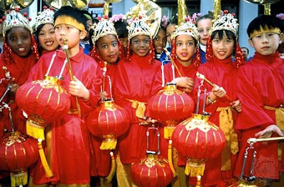 Chinese New Year Celebration Picture