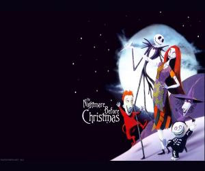 Nightmare before Christmas Wallpaper 2008