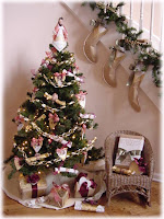pictures of christmas tree decorating ideas