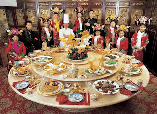 Chinese Feast Cards