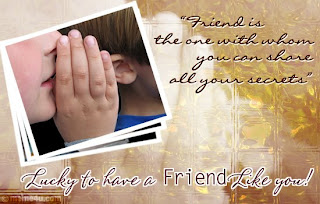 Lucky To Be Your Friend