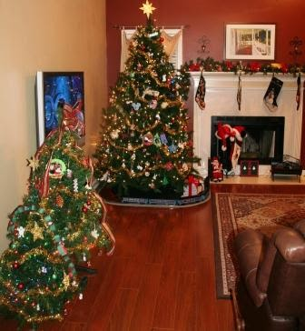 Indoor Christmas Decorations, Indoor Christmas Decoration Ideas