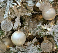 Glass ornaments for christmas