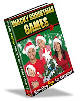 Christmas Games CD
