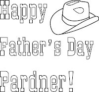 happy fathers day coloring sheets