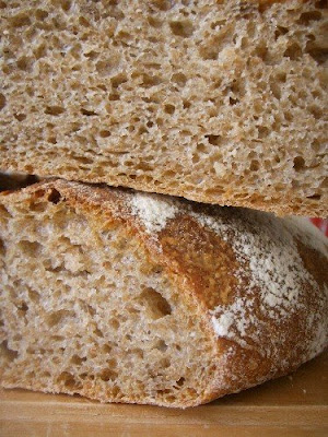 Хлеб из ржаной муки на дрожжах в духовке рецепт