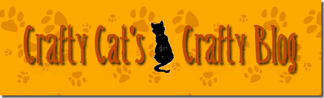 Crafty Cats Crafty Blog