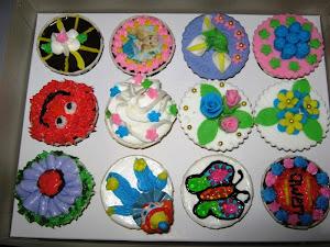 Class DIY Basic Cupcakes
