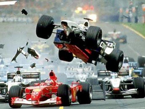 Kecelakaan F1