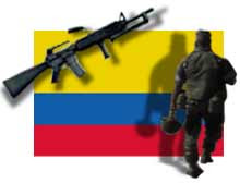 """Organizaciones Criminales Colombianas """"Águilas Negras"""""""