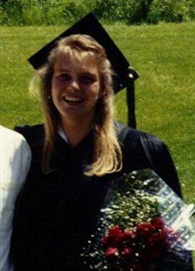 College graduation 1991