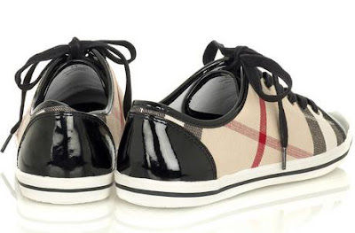 ... last dunk purchase... so anyway-these Burberry sneakers are $250.