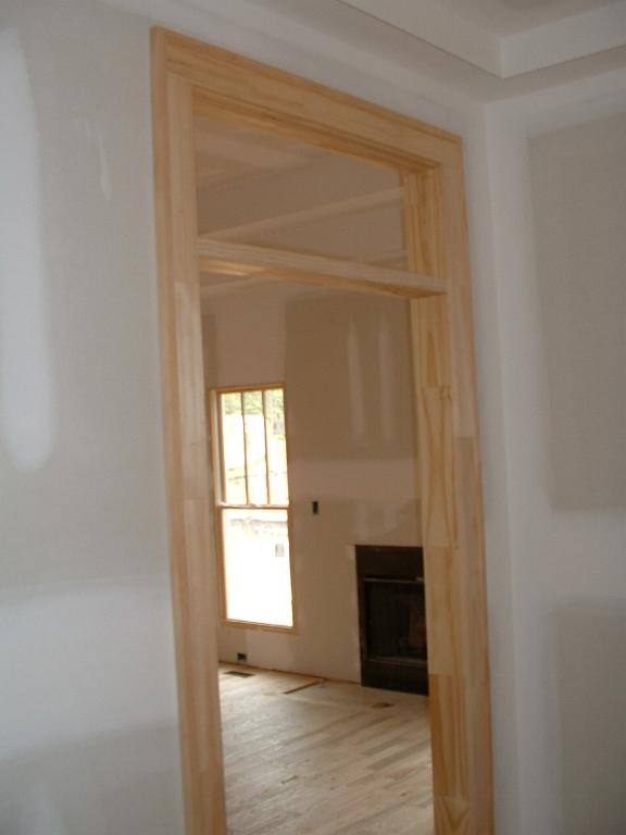 Carilion Living Cased Openings Installed