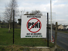 Newry Republicans Oppose British Policing