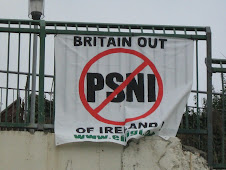 British Policing Out Of Ireland