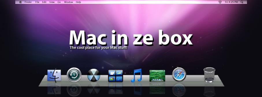 :: Mac in ze box ::