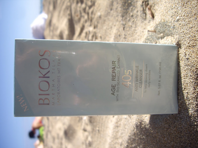 BIOKOS AGE REPAIR 40S ANTI-WRINKLE CLEANSER
