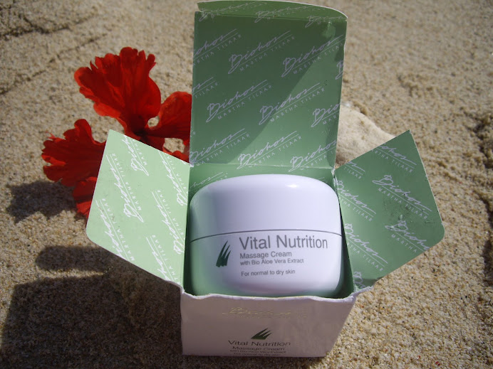 VITAL NUTRITION MASSAGE CREAM