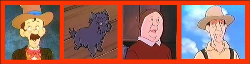Dibujos animados: El Mago de Oz (Cap completos)