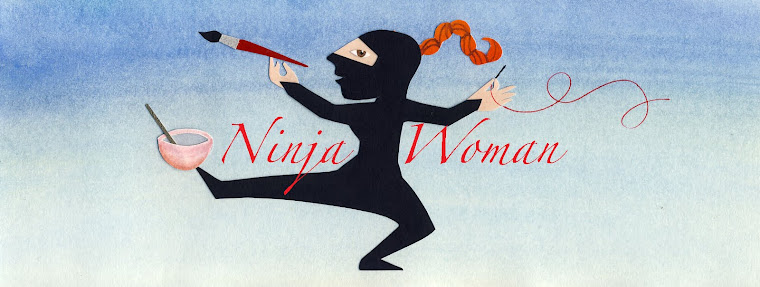 Ninja Woman