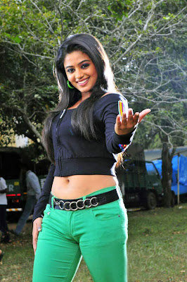 priyamani hot navel show photos