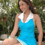 Mallika Kapoor Spicy Photos in  Mini Skirt