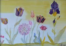 Verschillende bloemen (te koop)