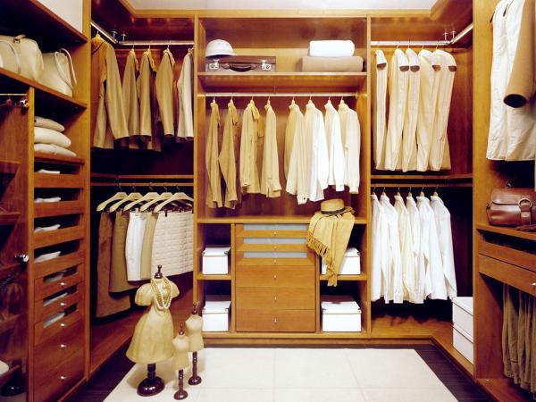Espacios creados un vestidor en el hogar - Disenar armarios empotrados ...