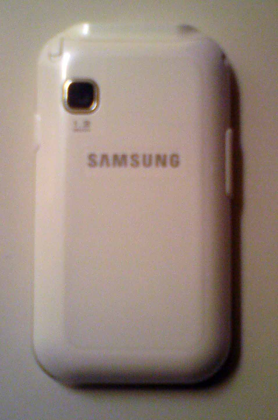 My Samsung GT-C330K (aka Samsung Champ)