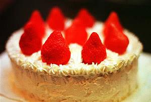 Как оформить торт в домашних условиях