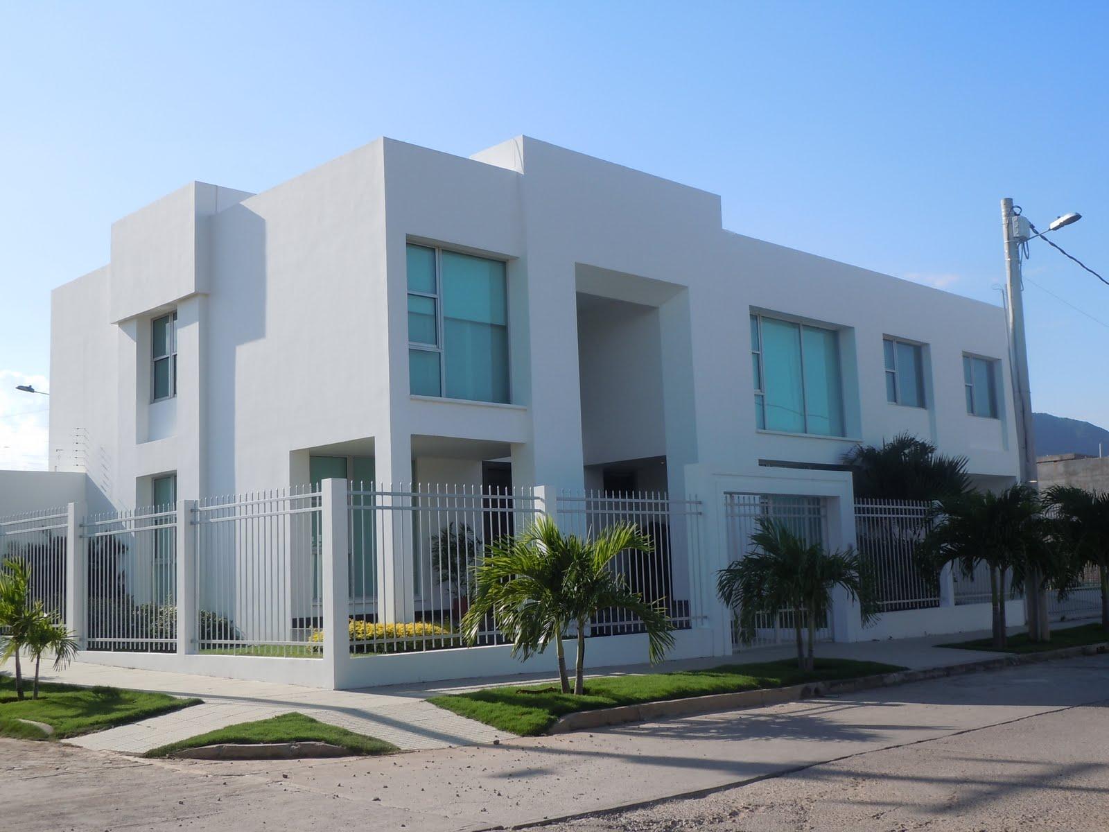 Jorgearregocesarquitecto vivienda moderna 1 - Viviendas unifamiliares modernas ...