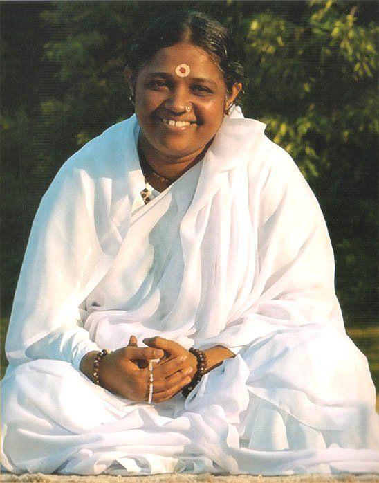 ... spirituelles en voyage #2 : Dans les bras d'Amma | Ailleurs sur Terre