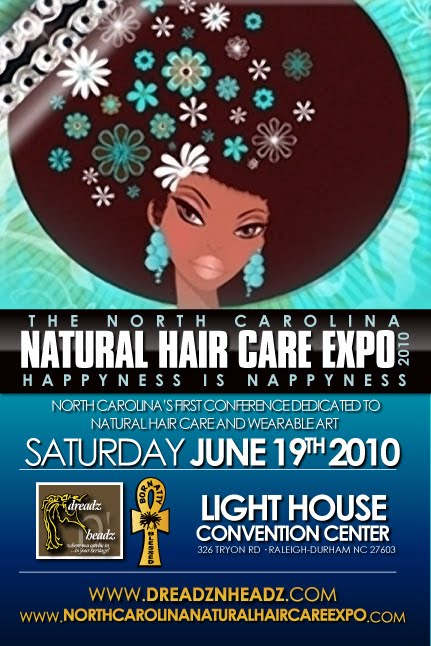 Natural Hair Care Durham Nc