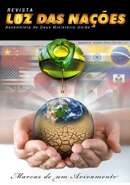 1º Edição Revista Luz das Nações