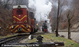Mocanita photo on CFF Viseu de Sus | Special steam train for Viflaim celebration in Maramures, Romania