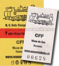 mocanita tickets | www.mocanita.ro