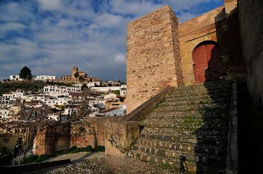 Puerta Monaita y Albaicin