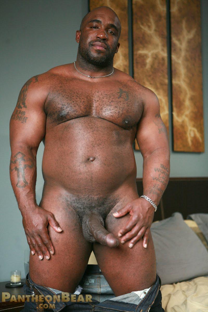 Gay Black Daddy Bear