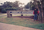 Trip to Wollongong & Sydney - 1993