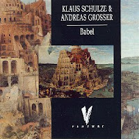 Voices of Syn: Klaus Schulze & Andreas Grosser: Babel (