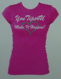 YouTips4U Custom Designed T-Shirts Are Here!