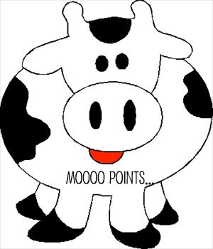 It's like a Cow's opinion...it's Moo...